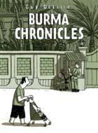The Burma Chronicles by Guy Delisle