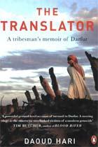 The Translator: A Tribesman's Memoir of Darfur by Daoud Hari