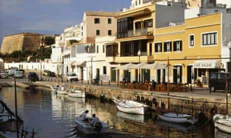 Cuitadella, Menorca, Spain