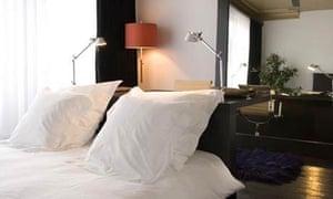 M0851 hotel, Antwerp, Belgium