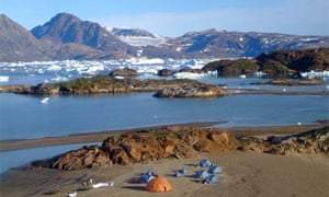 Greenland Adventure camp
