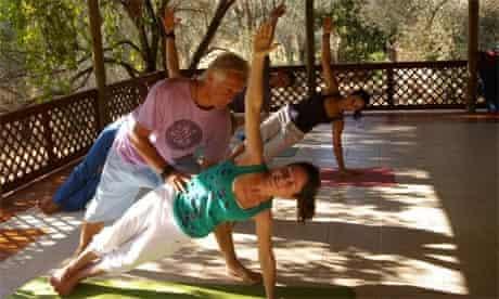 Huzur Vadisi yoga retreat, Lycia, Greece