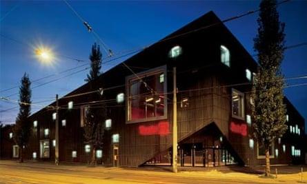 Theater 11 restuarant, Zurich
