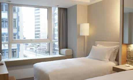 Hotel Jen, Hong Kong