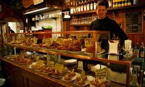 Da Luca e Fred restaurant, Venice