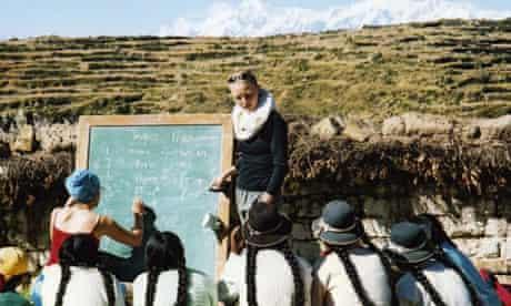 Volunteering in Cusco, Peru