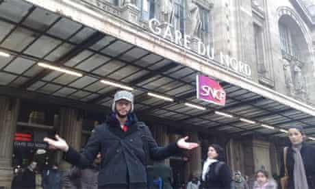 Benji Lanyado on his TwiTrip Twitter trip to Paris