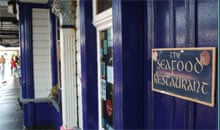 The Waterside Seafood Restaurant, Kyle of Lochalsh