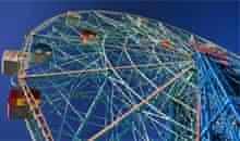 The Wonder Wheel at Coney Island