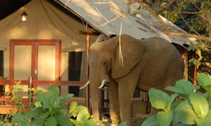 The Lugenda Wilderness Camp in Mozambique
