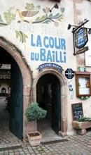 La Cour du Bailli, Alsace, France