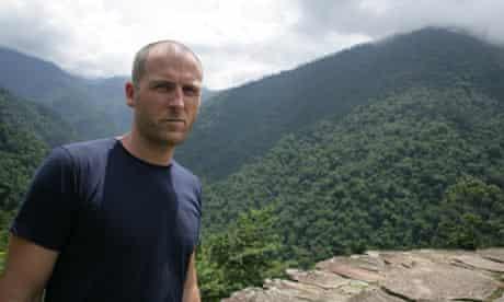 Mark Henderson Colombia, Lost City
