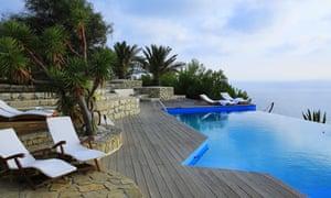 Villa Casa d'Eraclea, south-west Sicily