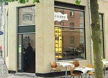 Riccos coffeeshop, Copenhagen, Denmark