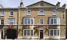 Newton House B&B, Knaresborough, North Yorkshire