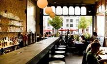 K Zeppos cafe, Antwerp, Belgium