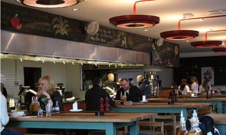 BioMio restaurant, Copenhagen