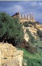 Italy, Sicily, Agrigento, Valle Dei Templi