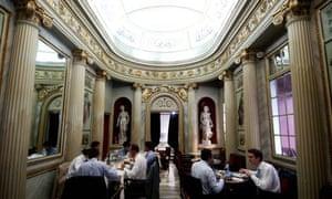 Turin caffe San Carlo