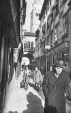 Street of Shoemakers, trieste