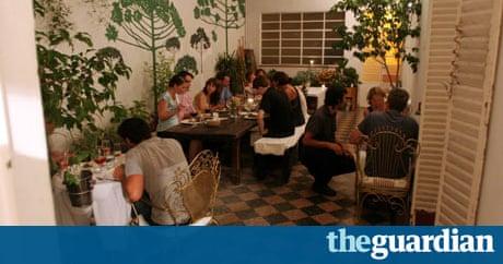 Buenos aires 39 secret restaurants travel the guardian for Casa jardin hostel buenos aires