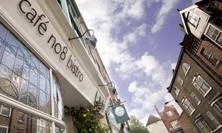 Cafe No 8 Bistro, York