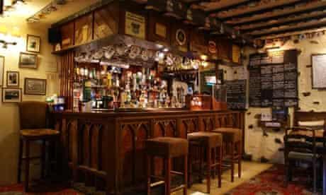 The Watermill pub, Ings, Cumbria
