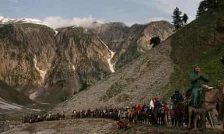 Hindu Pilgrimage to Amarnath