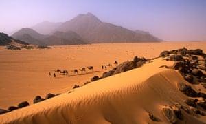 Niger, Tenere Desert