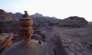 Al Deir Monastery in Petra