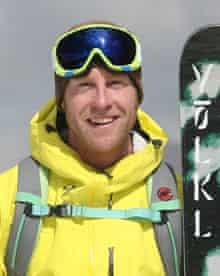 Warren Smith, ski coach and freeskier
