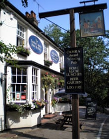 Land and Liberty pub, Hertfordshire