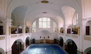 Munich public baths