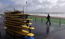 Surfboards in Bournemouth