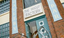 Biscuit Factory, Newcastle