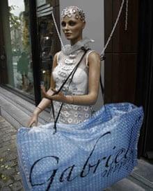 Gabriele vintage shop, Brussels