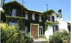 Casa del los Limoneros, Uruguay