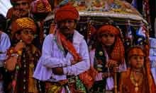 Tarnetar mela, India