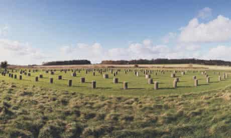 Woodhenge, Wiltshire, England