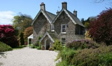The Rectory, St Juliot, Cornwall B&Bs