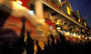 """Mardi Gras in New Orleans"""