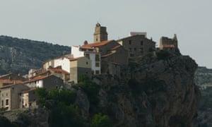Castellón in Spain