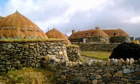 Gatliff Hostels, Outer Hebrides, Garenin