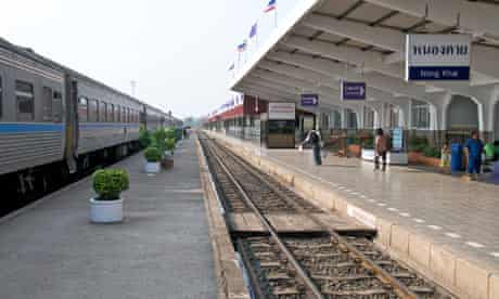 Nong Khai-Laos Rail Link