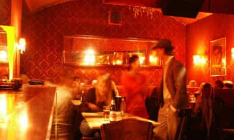 Jenseits 'secret bar', Vienna