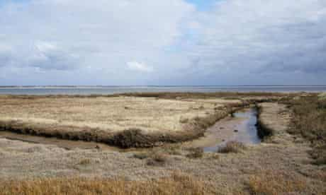 Dengie Peninsula, Essex, UK