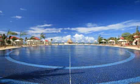 Tamassa family holiday resort, Mauritius