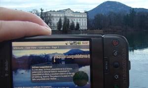 Wikitude augmented reality