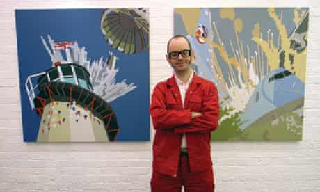 Brendan Walker, thrill engineer