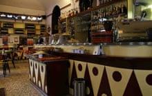 Pastis aperitivo cafe, Turin